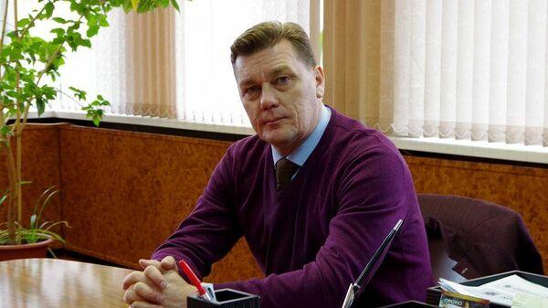 Мэр Саяногорска Михаил Валов