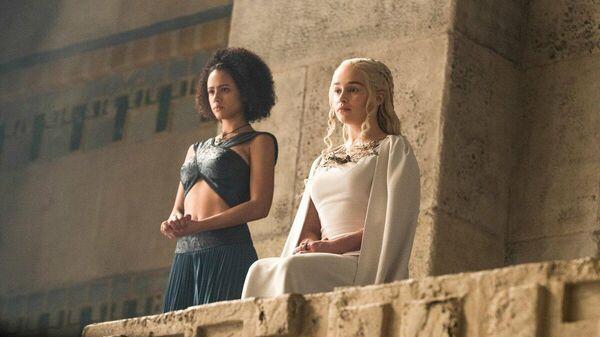 Кадр из сериала Ира престолов