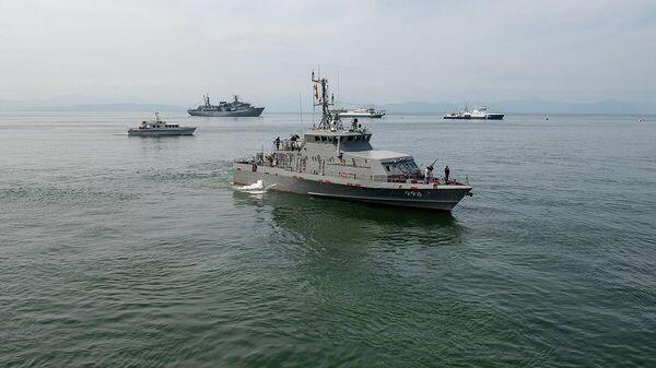 Праздничные мероприятия на Камчатке по случаю Дня Военно-Морского Флота России 26 июля 2020