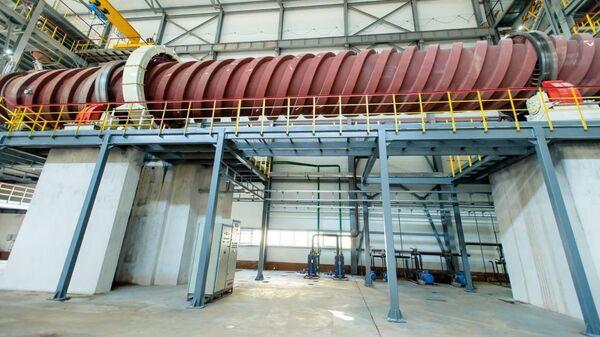 В Оренбуржье открылся завод по производству соды