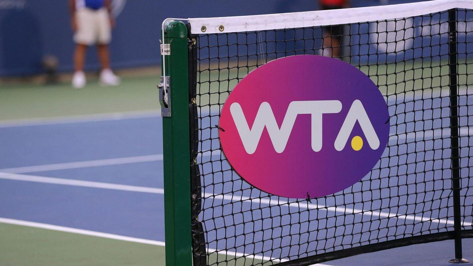 Логотип WTA - РИА Новости, 1920, 02.12.2020