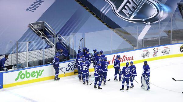 Хоккеисты Торонто