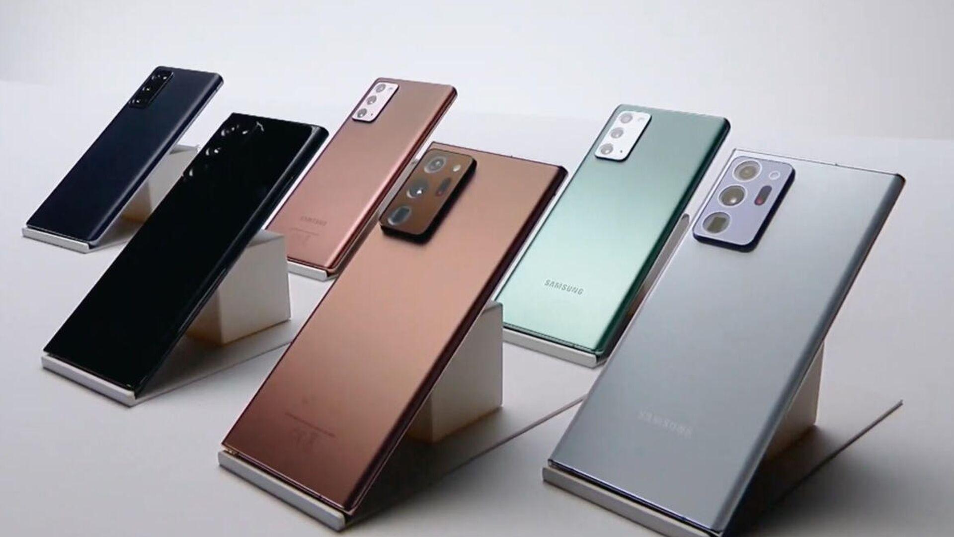 В Samsung раскрыли планы по выпуску нового смартфона Galaxy Note