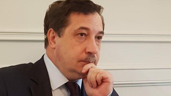 Председатель научного совета НОТА Дмитрий Шмонин