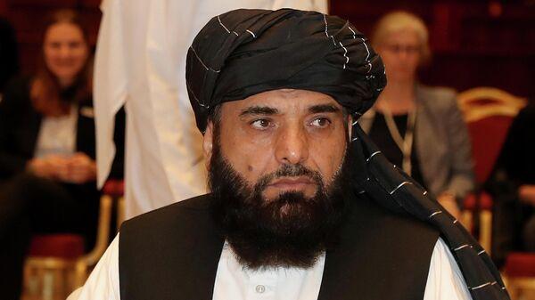 Официальный представитель политического офиса движения Талибан Сухейль Шахин