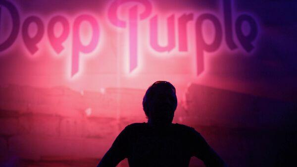 Концерт группы Deep Purple