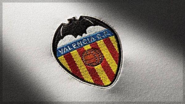 Логотип футбольного клуба Валенсия