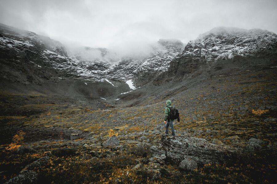 Перевал географов, Хибины