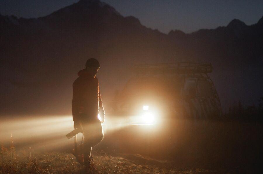 Ночь в Цейском ущелье