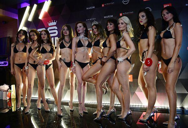 Финал конкурса красоты Miss Maxim — 2020