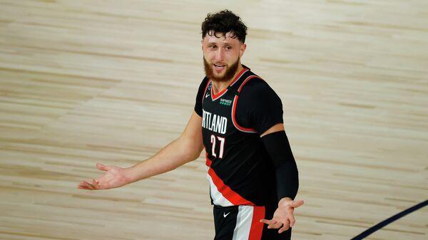 Баскетболист Портленд Трейл Блэйзерс Юсуф Нуркич