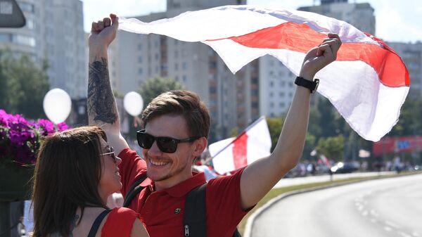 Общегражданский марш За свободу в Минске