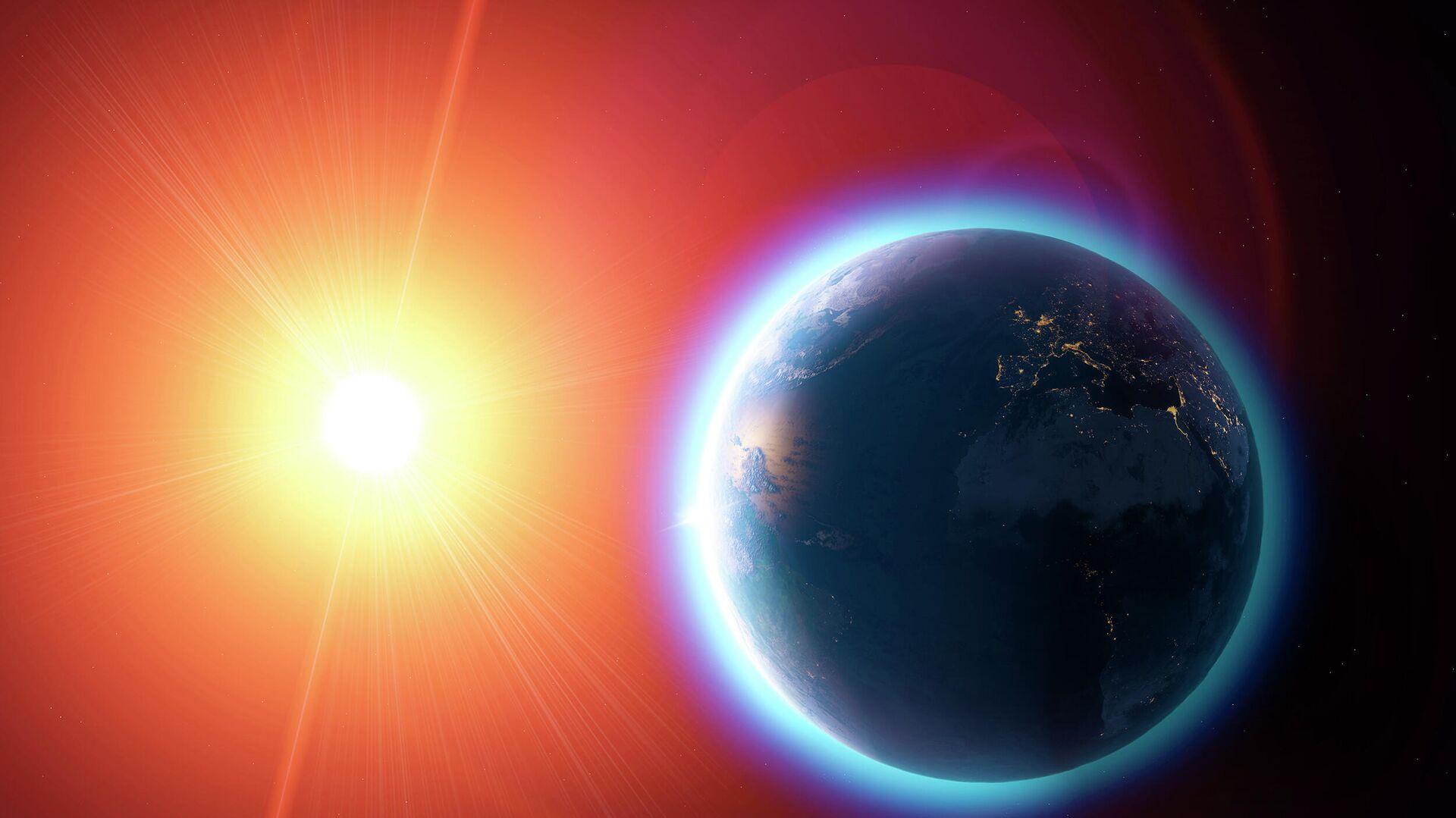 Глобальное потепление и изменение климата - РИА Новости, 1920, 27.01.2021