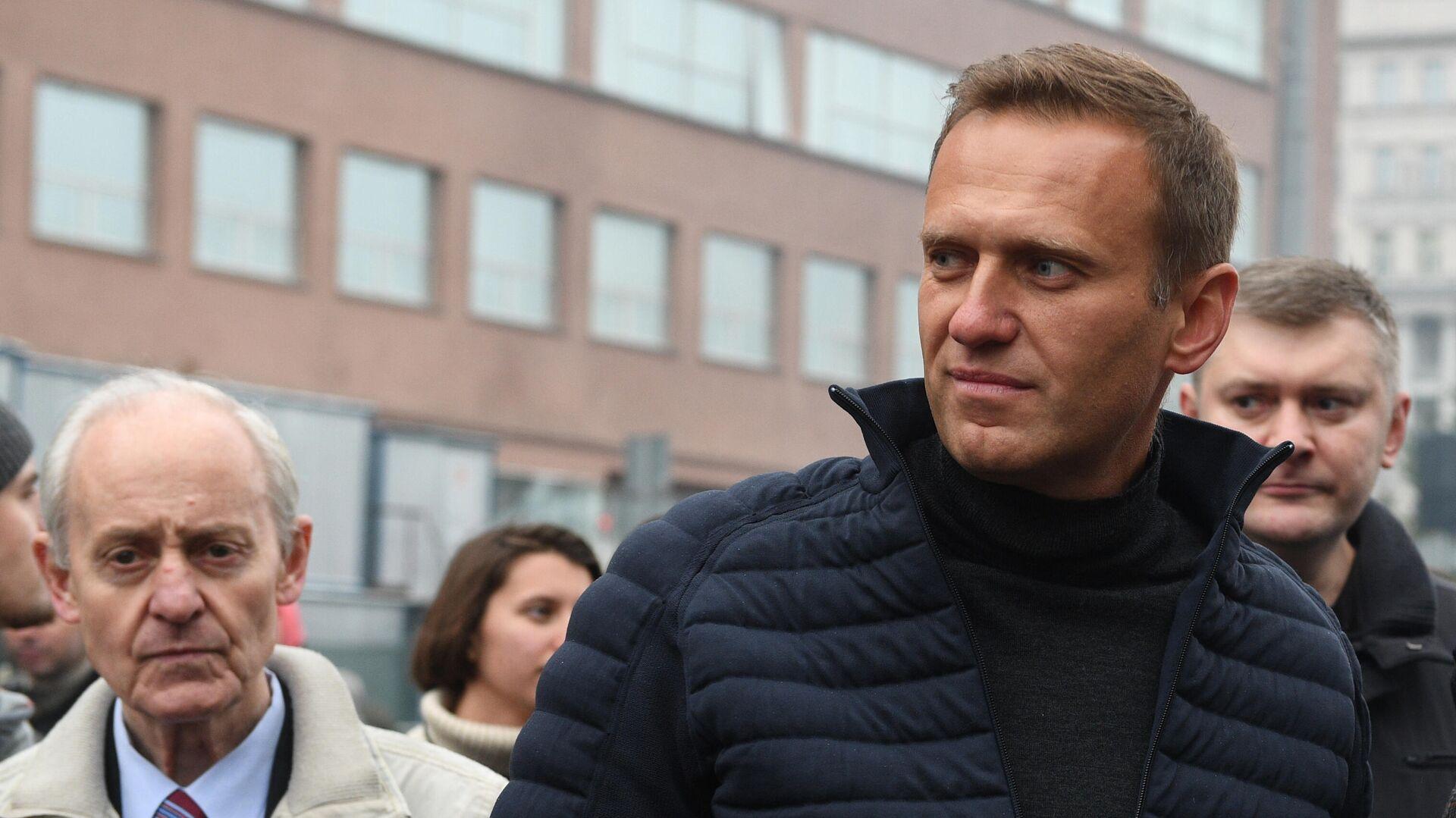 Алексей Навальный - РИА Новости, 1920, 01.10.2020