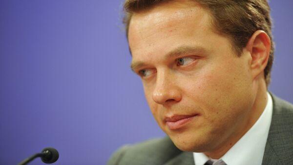 Руководитель департамента транспорта и развития дорожно-транспортной инфраструктуры города Москвы Максим Лискутов