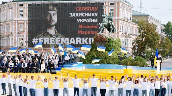 Украинский военный Маркив вернулся на службу в Нацгвардию