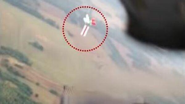 Опубликовано видео провокации на границе Белоруссии с Литвой