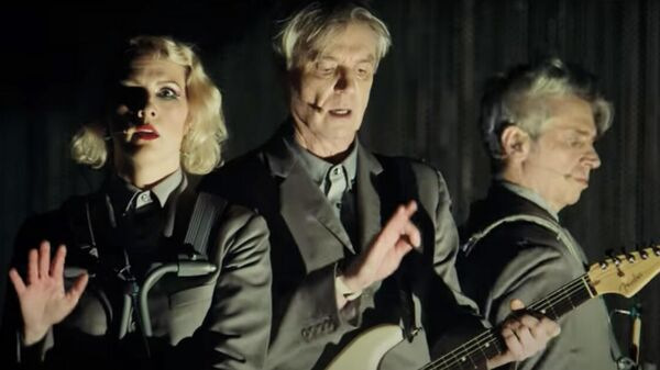 Кадр из фильма Американская утопия