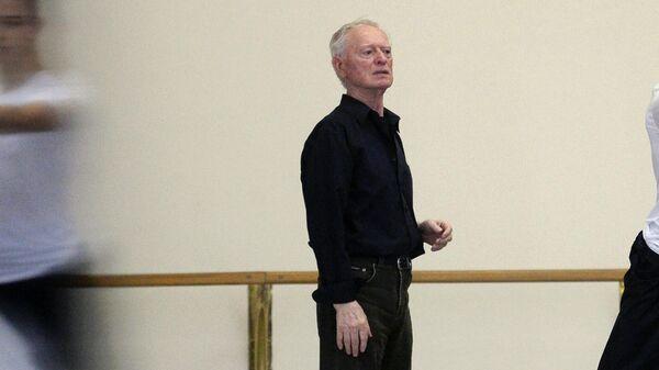 Балетмейстер-репетитор балетной труппы Большого театра Владимир Никонов