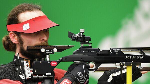 II Европейские игры. Пулевая стрельба