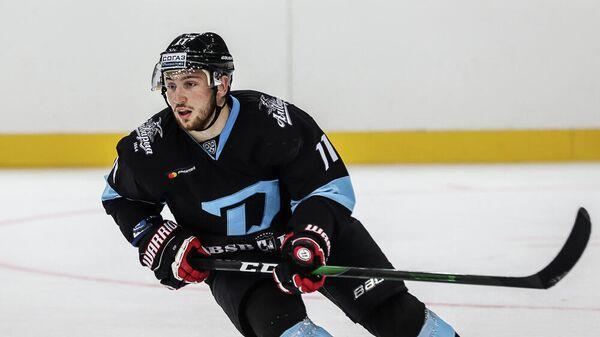 Хоккеист минского Динамо Роман Горбунов
