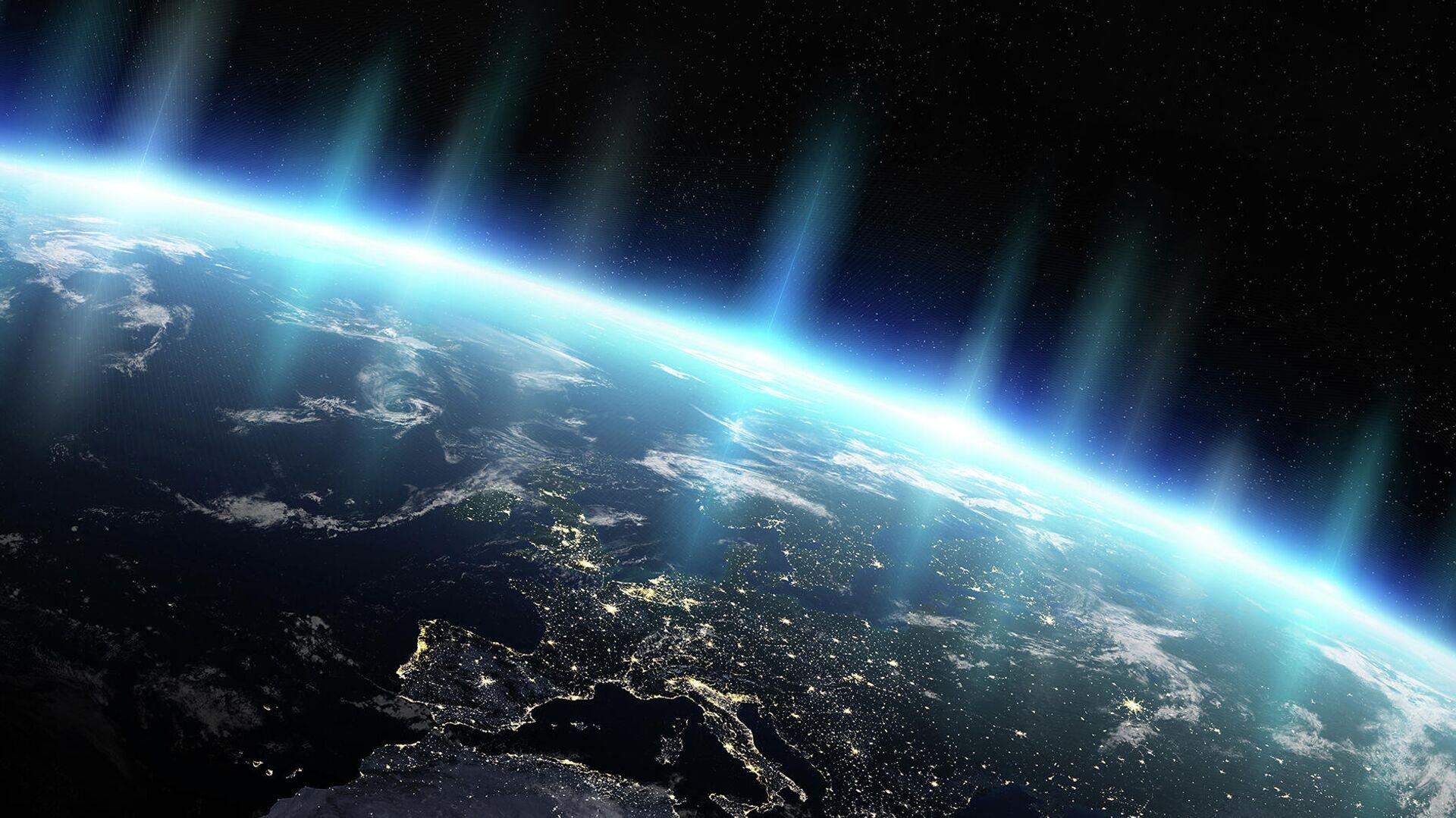 Атмосфера Земли - РИА Новости, 1920, 01.09.2020