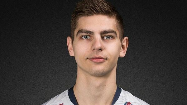 Волейболист Иван Пискарев.