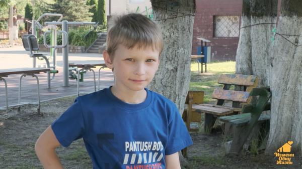 Артем К., июль 2011, Калининградская область