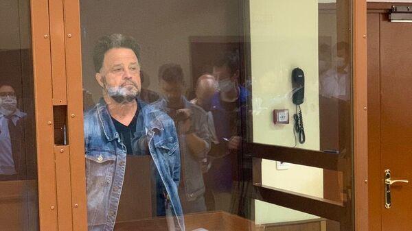 Бывший гендиректор РКК Энергия Владимир Солнцев в Бабушкинском суде Москвы