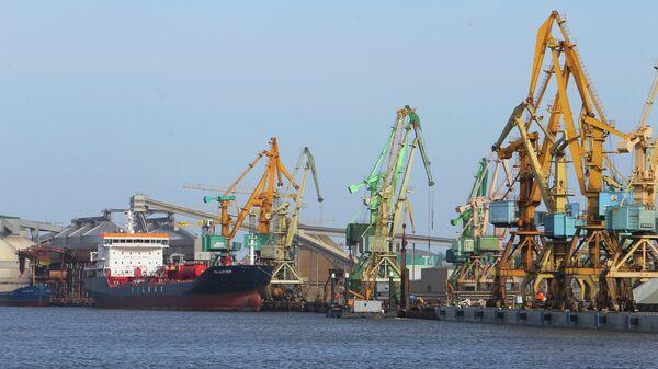 Клайпедский морской торговый порт