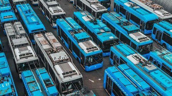 Прощай, рогатик: власти Москвы убрали троллейбусы с улиц столицы