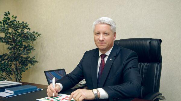 Директор Нефтехимика Игорь Ларионов