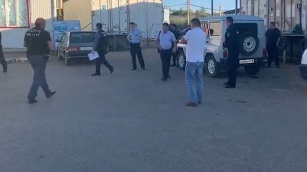 Видео с места преступления в Бугульме: кадры СК РФ