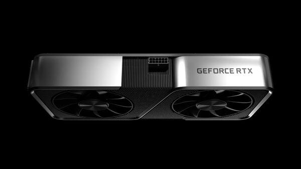 Игровая видеокарта GeForce RTX 3070