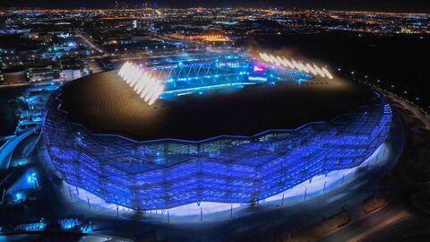 Стадион Эдьюкейшн Сити, который примет матчи чемпионата мира-2022 по футболу в Катаре
