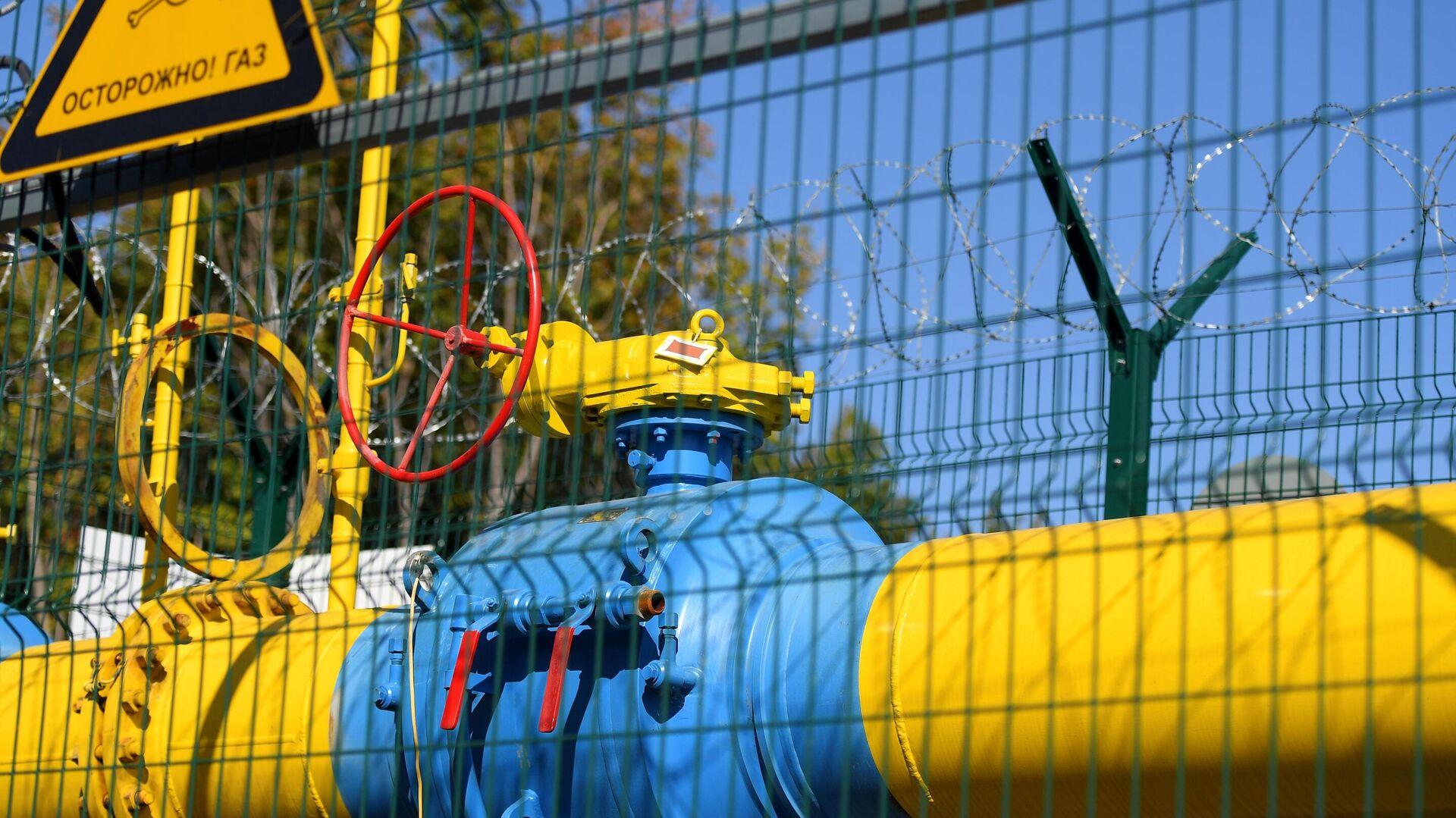 Газопровод высокого давления от ГРС №2 Елабуга Центральная - ПАО Нижнекамскнефтехим - РИА Новости, 1920, 09.09.2021