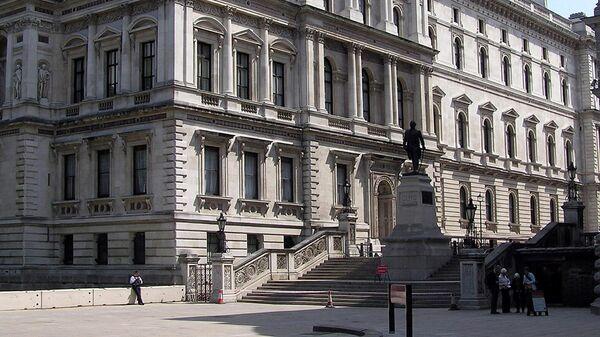 Здание МИД Великобритании