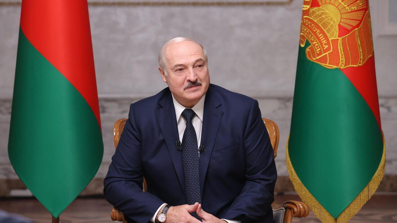Лукашенко назвал западные санкции лоббизмом экономических интересов