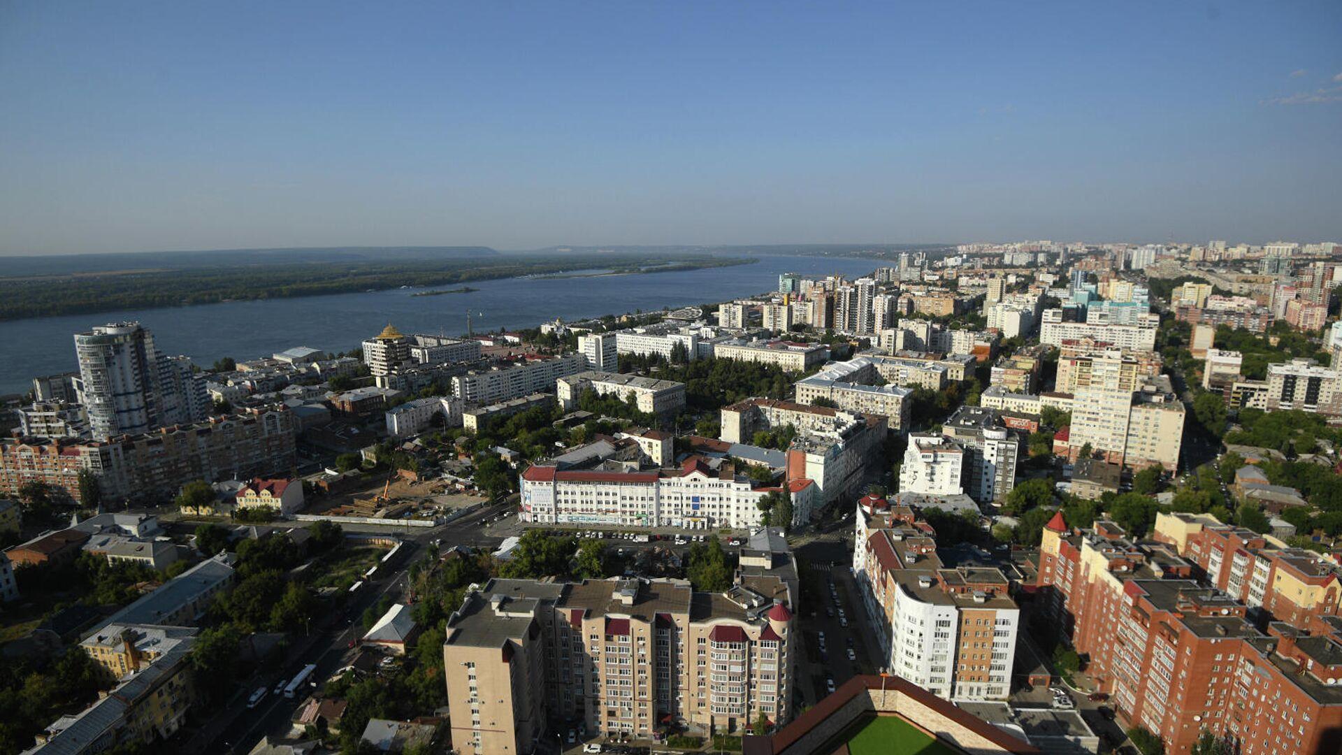 Вид на город Самару - РИА Новости, 1920, 28.09.2020