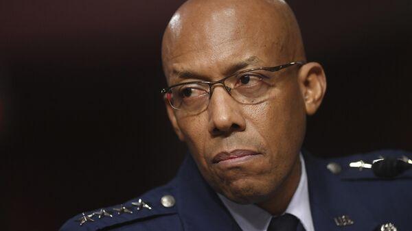 Генерал ВВС США Чарльз К. Браун — мл