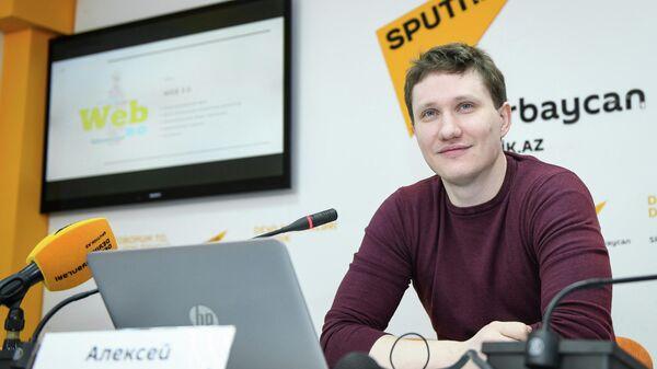 Руководитель центра интернет-технологий медиагруппы Россия сегодня Алексей Филипповский