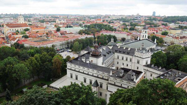 В МИД Литвы призвали Россию изменить агрессивную внешнюю политику