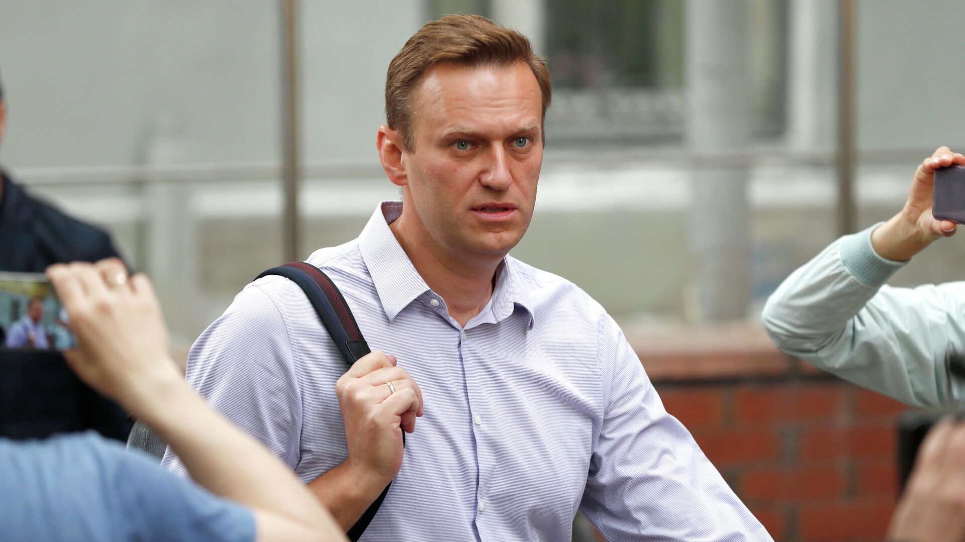 Алексей Навальный - РИА Новости, 1920, 02.10.2020
