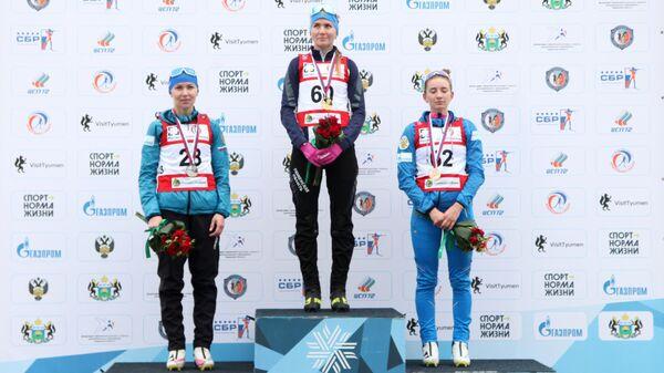 Летний биатлон. Чемпионат России. Женщины. Индивидуальная гонка