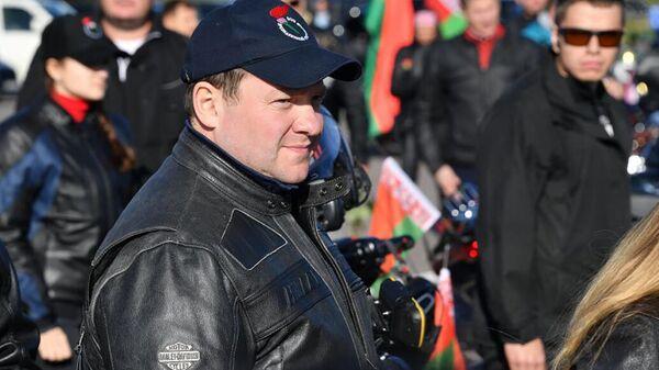 Сын президента Белоруссии Дмитрий Лукашенко