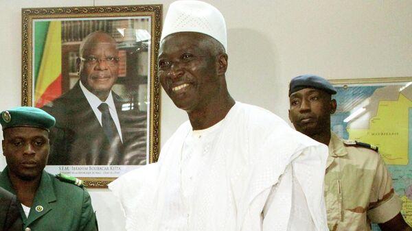 Малийский военный и государственный деятель Ба Ндау