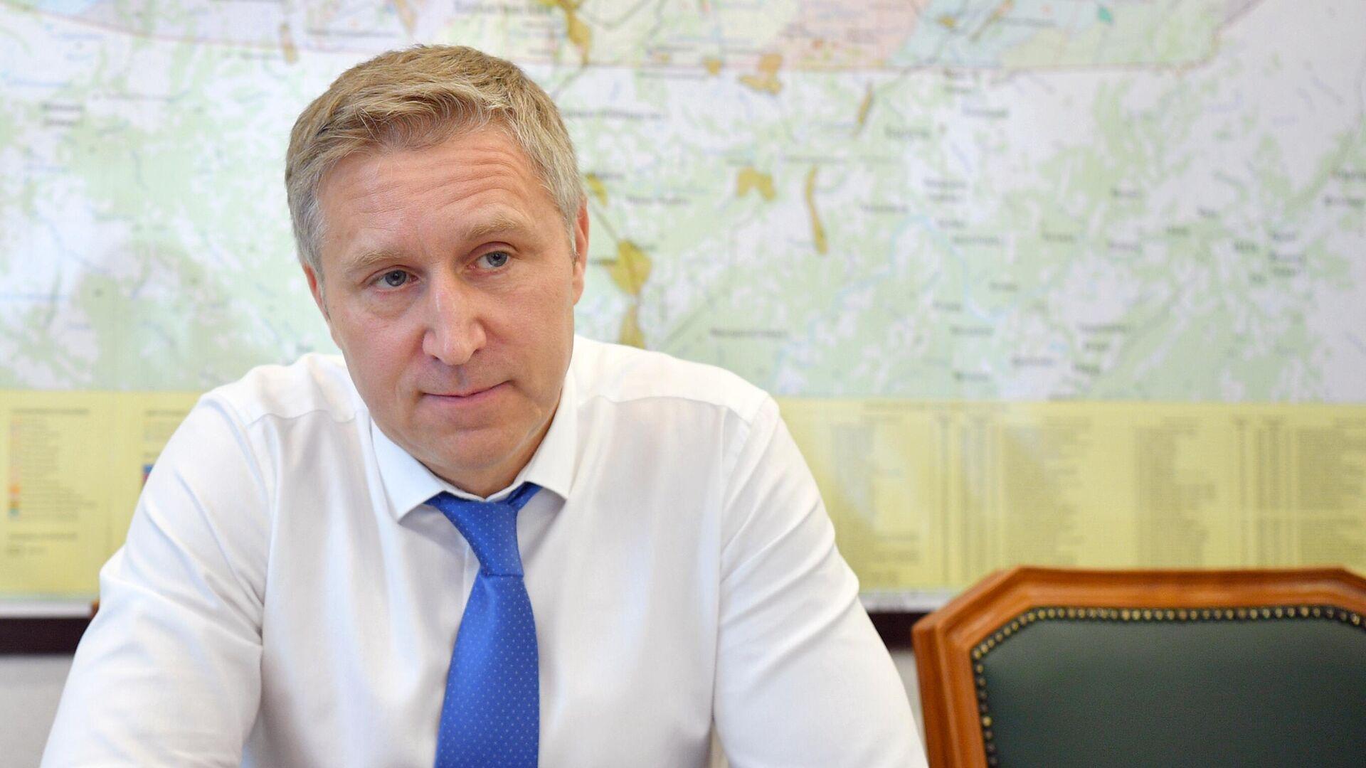Губернатор Ненецкого округа Бездудный заразился коронавирусом