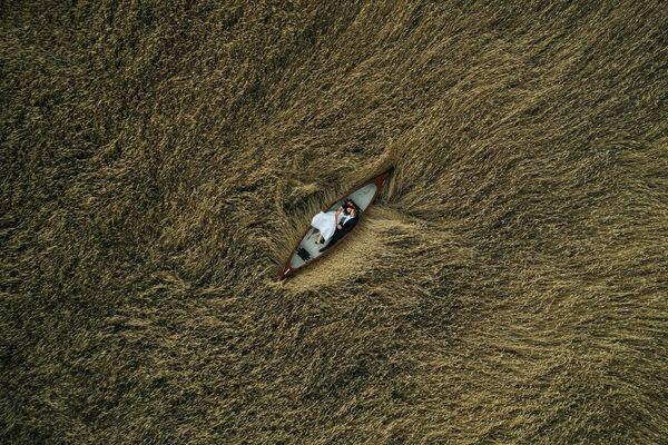 Krzysztof Krawczyk. Работа победителя конкурса Drone Photo Awards 2020