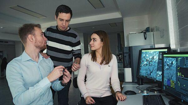 Научная работа в лаборатории Лазерные ультразвуковые методы интроскопических исследований