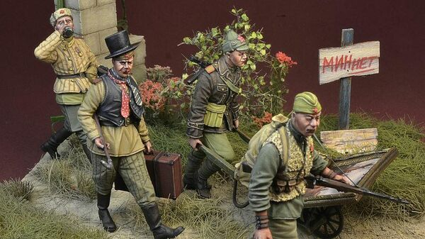 Продукция компании D-Day Miniature Studio